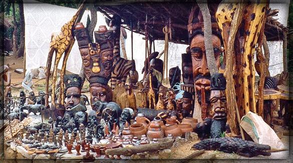 Зимбабве сувениры