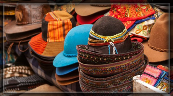 сувениры из Гватемалы