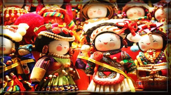 сувениры из Гонконга