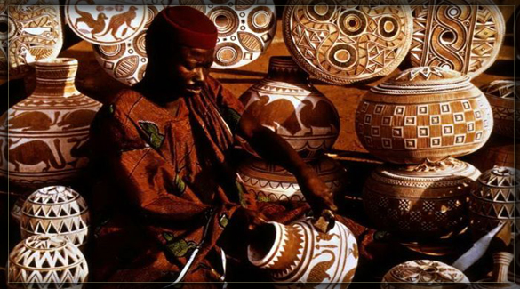 сувениры из Демократической Республике Конго