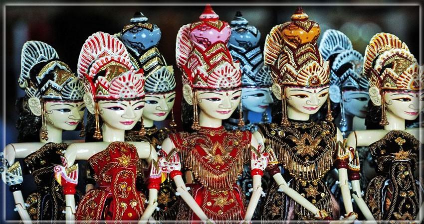 Сувениры и подарки из Индонезии