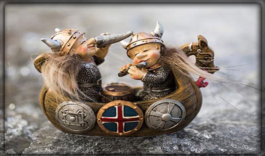 Сувениры и подарки из Исландии