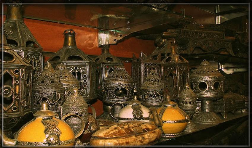 Сувениры и подарки из Йемена