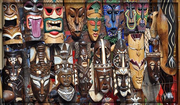 сувениры и подарки из Камеруна
