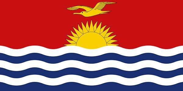 флага Республики Кирибати