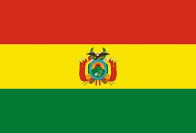 Государственный флаг Боливии