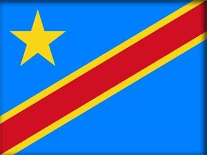 флаг ДК Конго