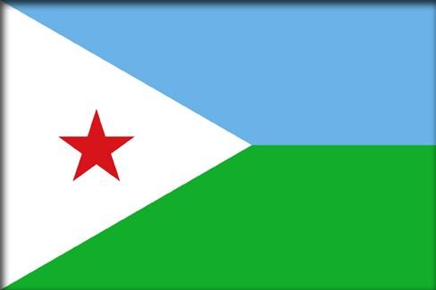 Флаг Джибути (Flag of Djibouti)