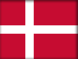 флаг Королевства Дания