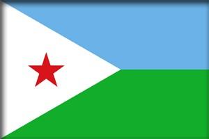 Флаг Республики Джибути