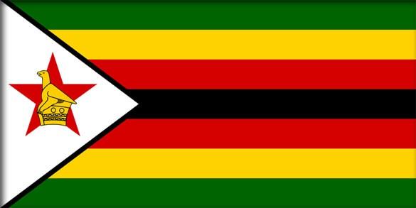 флаг Республики Зимбабве