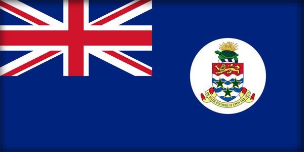 флаг островов Кайман