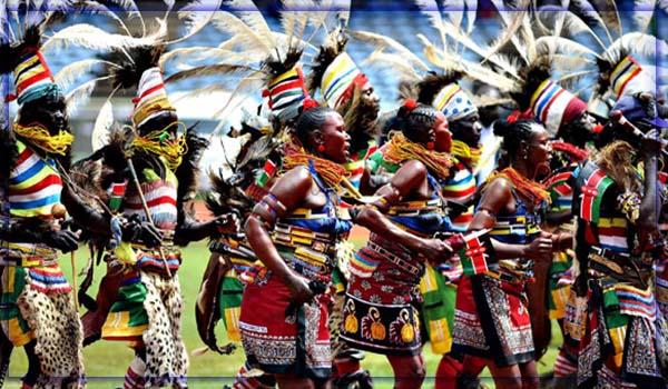 Численность населения Кении