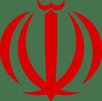 Эмблема Ирана