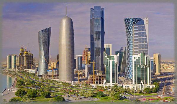 город Доха (Doha)