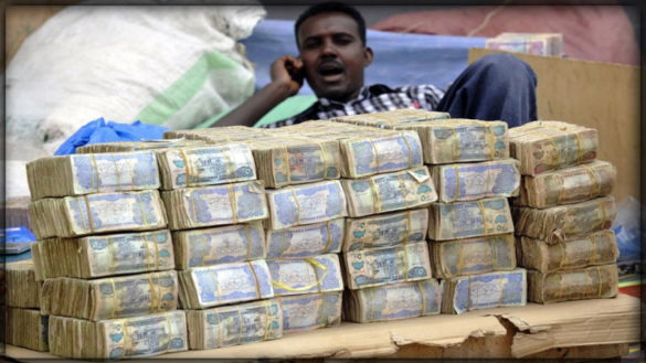 валюта в Зимбабве