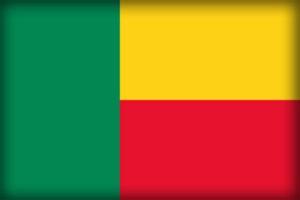 Государственный флаг Бенина