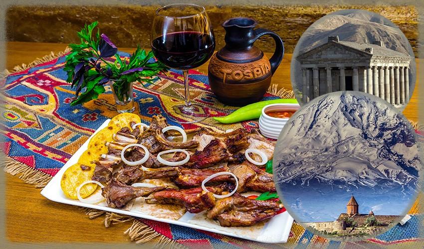 12 причин влюбится в Армению