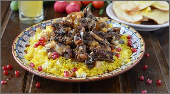 Азербайджанская-кухня