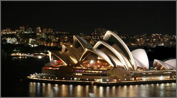 Достопримечательности-Австралии