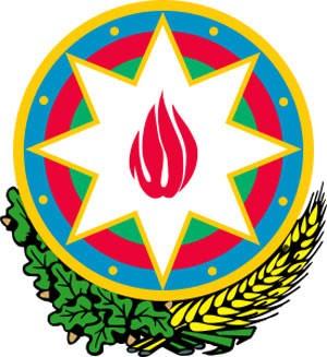 герб Азербайджана