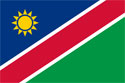 Намибия-флаг