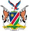 герб Намибии