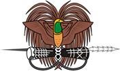 герб Папуа - Новой Гвинеи
