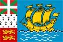 Сен-Пьер и Микелон флаг