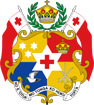 герб Тонга