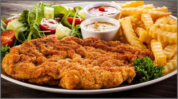 блюда-Австрии