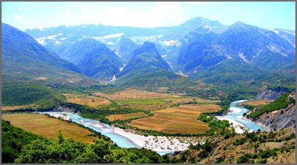 природа-Албании