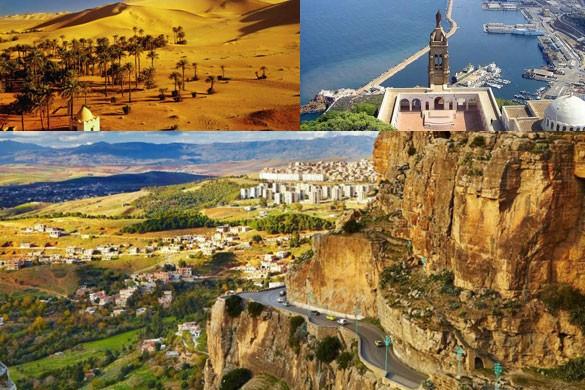 География-Алжира